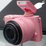 Jual Kamera Samsung NX1000 + Kit 20-50mm Fullset