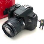 Canon EOS 1300D ( Wi-FI+NFC ) Fullset