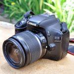 Kamera DSLR Canon Eos 550D Bekas
