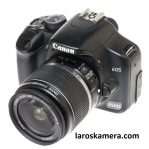 Jual Kamera Canon EOS 450D + Kit Second