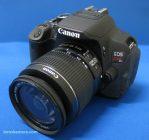 Jual Kamera Canon Kiss X6i ( a.k.a 650d ) Second
