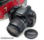 Jual Kamera Canon Rebel T3 Bekas