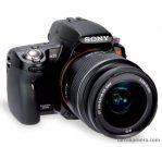 Jual Kamera DSLR Sony Alpha SLT a35 Fullset Second
