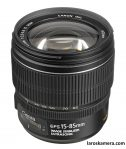 Jual Lensa Canon 15-85mm f3.5-5.6 IS USM Second