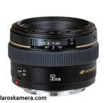 Jual Lensa Canon 50mm f1.4 USM Bekas