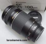 Jual Lensa Canon 75-300mm III Fullset Second