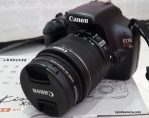 Jual Kamera DSLR Canon 1100D/Kiss X50 Second