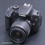 Jual Kamera DSLR Canon 600D Second