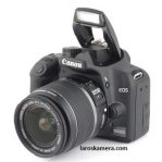 Jual Kamera DSLR Canon EOS 1000D Bekas