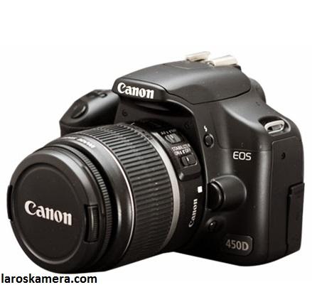 Jual Kamera Dslr Canon Eos 450d Kit Second Laroskamera Com Jual Beli Kamera Bekas