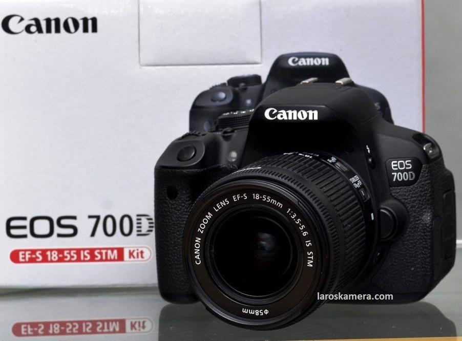 Jual Kamera Dslr Canon Eos 700d Bekas Laroskamera Com Jual Beli