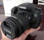 Jual Kamera DSLR Canon EOS 760D Bekas