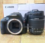 Jual Kamera DSLR Canon EOS Kiss X7 Second