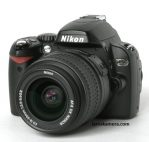 Jual Kamera DSLR Nikon D40x Second