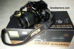 Jual Kamera DSLR Nikon D5100 Bekas