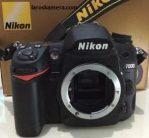 Jual Kamera DSLR Nikon D7000 Body Only Second