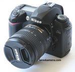 Jual Kamera DSLR Nikon D70s Second Malang