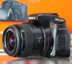 Jual Kamera DSLR Sony A300 Second