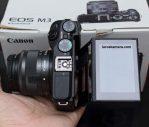 Jual Kamera Mirroless Canon eos M3 Second