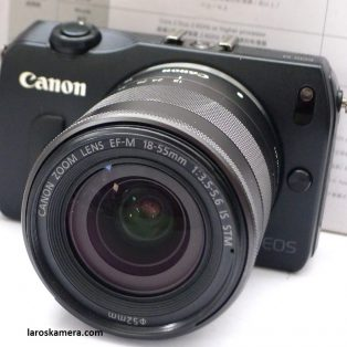 Jual Kamera Mirrorless Canon EOS M Second