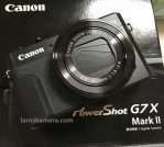 Jual Kamera Mirrorless Canon G7X Mark II Bekas