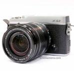 Jual Kamera Mirrorless Fujifilm X-E2 Second