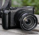 Jual Kamera Mirrorless Fujifilm XM1 Fullset Second