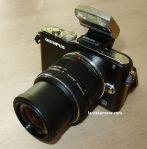 Jual Kamera Mirrorless Olympus E-PL3 Second