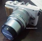 Jual Kamera Mirrorless Olympus E-PL5 Second