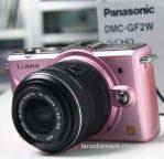 Jual Kamera Mirrorless Panasonic GF2 Bekas