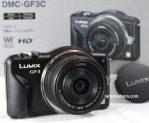 Jual Kamera Mirrorless Panasonic Lumix DMC-GF3C Bekas