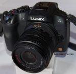 Jual Kamera Mirrorless Panasonic Lumix G6 Second