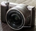 Jual Kamera Mirrorless Sony A5100 Second