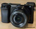 Jual Kamera Mirrorless Sony A6000 Second