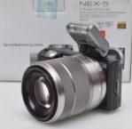 Jual Kamera Mirrorless Sony NEX 5K Bekas