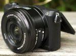Jual Kamera Mirrorless Sony NEX-5R Second
