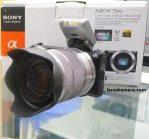 Jual Kamera Mirrorless Sony Nex 5N + Kit 18-55mm Second