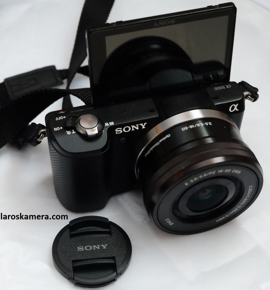 Jual Kamera Mirrorless Sony A5000 Bekas Laroskamera Com Jual