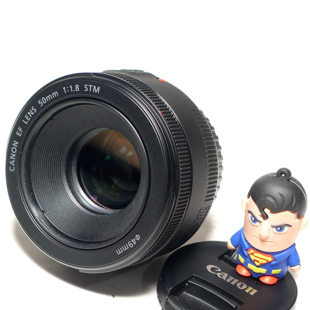 Jual Lensa Canon 50mm F 18 Stm Di Malang Ef