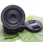 Jual Lensa For Kamera Mirrorless Canon EF-M 22mm STM Bekas