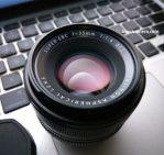 Jual Lensa Mirrorless Fujifilm XF 35mm f1.4 Bekas