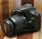 Jual Kamera DSLR Canon EOS 500D Second Malang