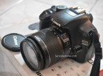 Jual Kamera DSLR Canon 1100D Second