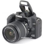 Jual Kamera DSLR Canon EOS 1000D Second