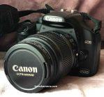 Jual Kamera DSLR Canon EOS 450D + Kit Second