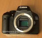 Jual Kamera DSLR Canon EOS 550D Second