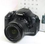 Jual Kamera DSLR Canon EOS 600D Second