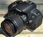 Jual Kamera DSLR Canon EOS 650D Second Malang