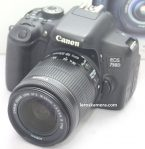 Jual Kamera DSLR Canon EOS 750D Wifi Second