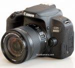 Jual Kamera DSLR Canon EOS 800D + Kit 18-55 STM Bekas